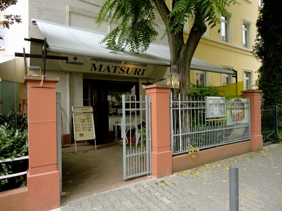 Japanisches Restaurant Frankfurt